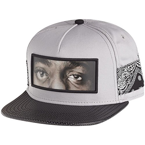 Casquette Eyes on me grey