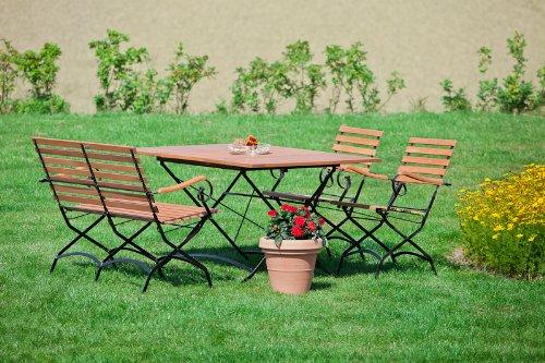 MERXX Schlossgarten Set 4tlg, Natur