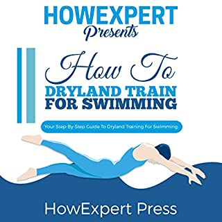 How to Dryland Train for Swimming audiobook cover art