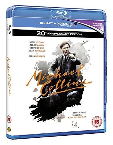 Michael Collins [20th Anniversary Edition] [Blu-ray] [1996] [2016] [Region Free]
