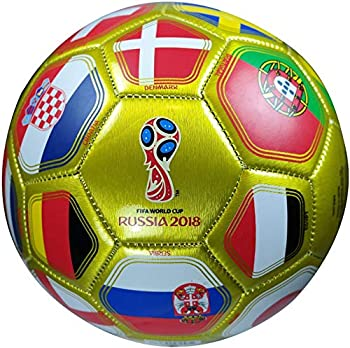 Icon Sports Group 2018 Russia World Cup Official Licensed Soccer Ball Size 2 Ball 03-2