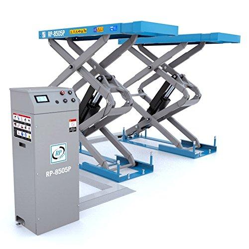 Hebebühne Schere hydraulisch UF 3.5 Tonnen 400V Höhe: 2.23m RP-8505P