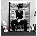 liuyushuo Poster Shawn Mendes Popmusik Sänger Star Fashion