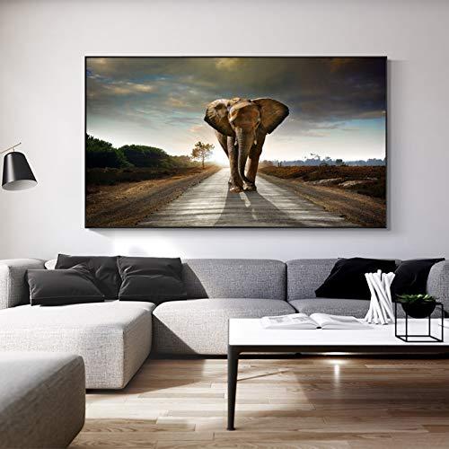 MLSWW Wandgemälde An den Wänden hängen abstrakte Bildposter aus Leinwand, und an den Wänden hängen Druckporträts an den Wänden des WohnzimmersKreuzstich, modernes Zuhause, Dekor Wohnzimmer