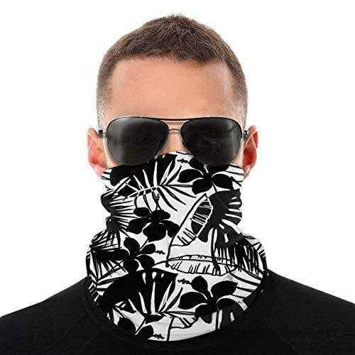 Nother Diadema antiviento, máscara antiviento, máscara antipolvo, pasamontañas, bandana de doble impresión
