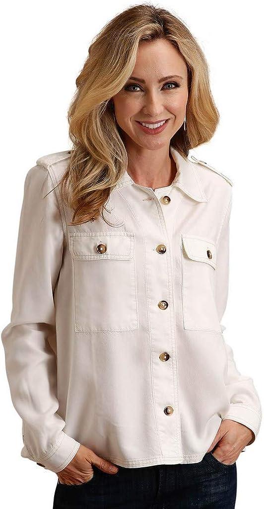 Stetson Western Shirt Womens L/S Blouse