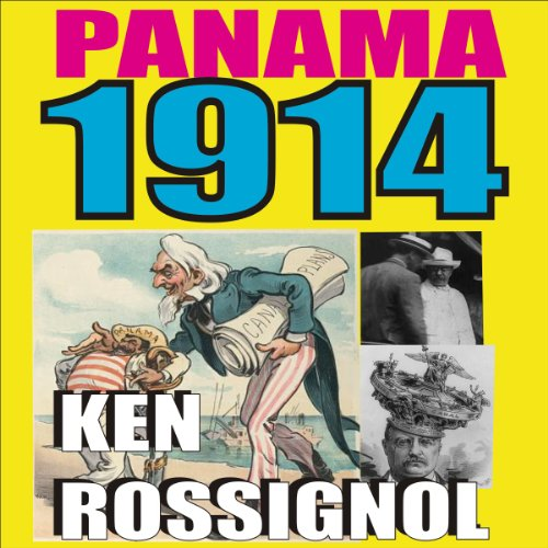 Panama 1914 audiobook cover art