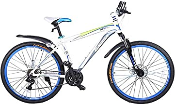 Gamma Alloy LM 3000 26 Inch (White/Blue) 100% Assembled