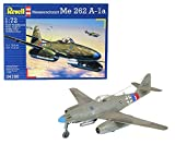 Revell- Me 262 A-1a Kit Modellino, Multicolore, 04166