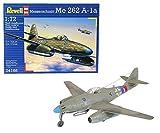 Revell Modellbausatz 04166 - Messerschmitt Me 262 A1a escala 1:72 [importado de Alemania]