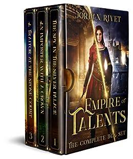 Empire of Talents Complete Box Set by [Jordan Rivet]