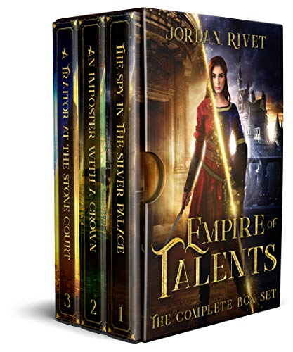 Empire of Talents Complete Box Set by [Jordan Rivet]