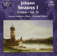Johann Strauss Edition, Vol. 20 by Slovak Sinfonietta Zilina (2011-12-13)