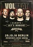 Volbeat - Let´s Boogie, Berlin 2016 »