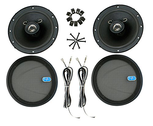 Best Review Of DNF 6.5 2-Way 240 Watt Full Range Speakers (Pair)