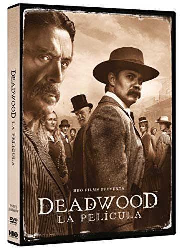 Deadwood Movie [DVD]