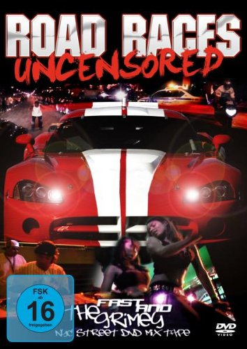Road Races Uncensored [2008] [DVD] [NTSC]