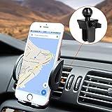 SENDIS KFZ-Halterung Lüftungs Unterstützung Auto-Automobil-justierbarer Winkel für iPhone 6s Mehr...