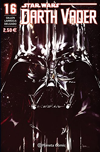 Star Wars Darth Vader nº 16/25 (Star Wars: Cómics Grapa Marvel)