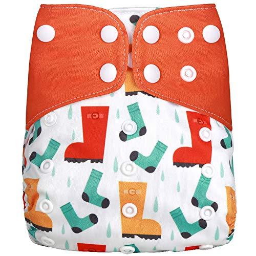 Baby Windelhose Trainerhosen Kinder Wiederverwendbar Wasserdicht Verstellbare (NO1)