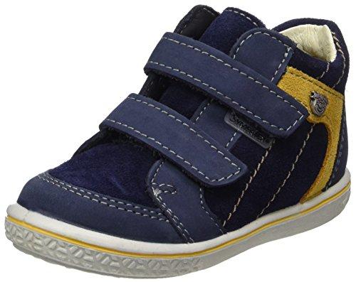 RICOSTA Jungen Chris Hohe Sneaker, Nautic, 00022 EU