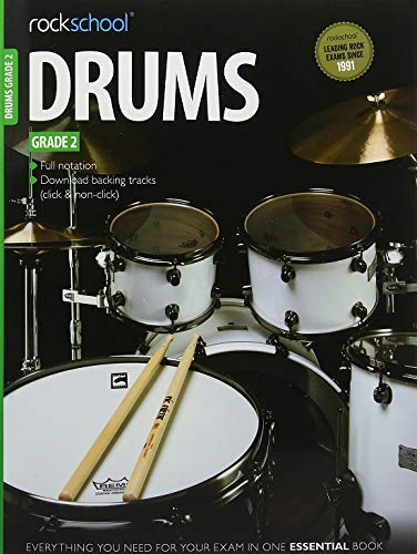 Rockschool Drums - Grade 2