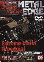 Extreme Guitar Metal Edge: Extreme Metal [DVD] [Import]
