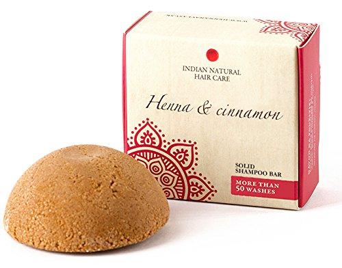 Solid shampoo bar - Ranking TOP15 Henna Finally popular brand For In hair normal-fine cinnamon