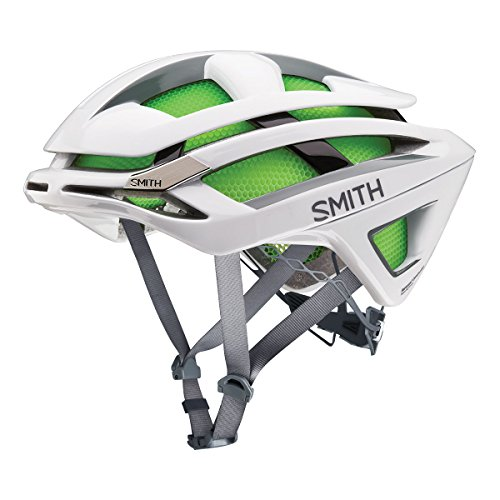 Smith Optics Overtake Bike Adult MTB Cycling Helmet - White/Small