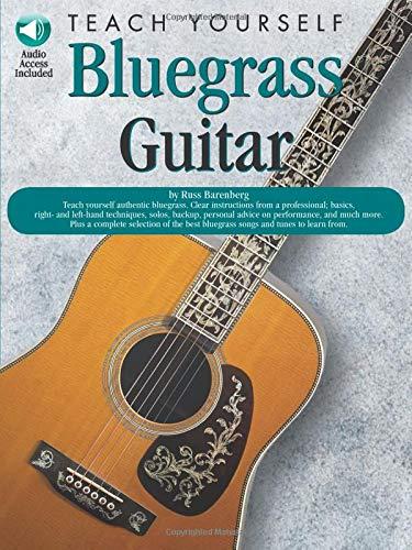 Teach Yourself Bluegrass Guitar (Book & CD): Noten, Lehrmaterial, Bundle, CD für Gitarre
