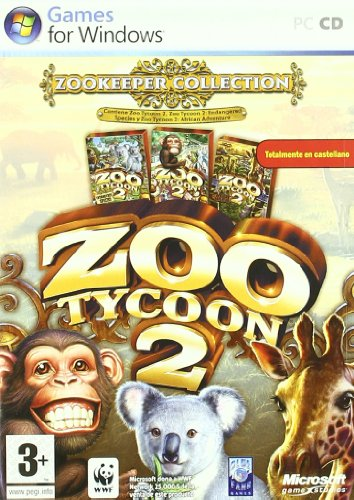 Zoo Tycoon 2 Zookeeper Collection