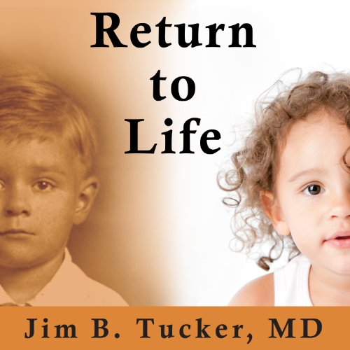 Return to Life audiobook cover art