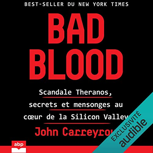 Bad Blood [French Version] cover art