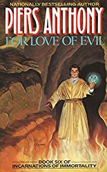 Cover of For Love of Evil