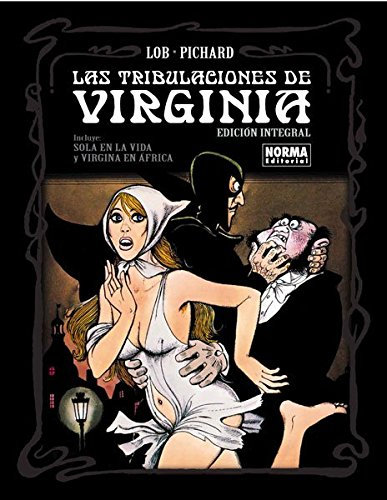 LAS TRIBULACIONES DE VIRGINIA (CÓMIC PARA ADULTOS)