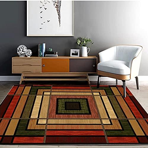 MENEFBS Azulejos para alfombras de alta resistencia, 120 x 180 cm