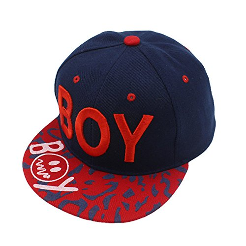 ECYC Gorra De BéIsbol Ajustable Fashion Boys, 3-8 AñOs...