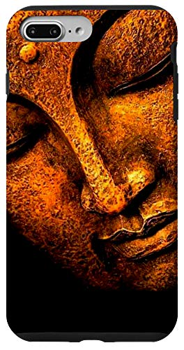 iPhone 7 Plus/8 Plus buddha Yoga Zen Meditation Lotus Buddhism peace love gift Case