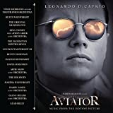 "album cover: ""The Aviator Music from the Motion Picture"