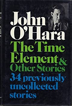 The Time Element & Other 0394482115 Book Cover