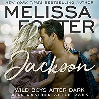 Wild Boys After Dark: Jackson cover art