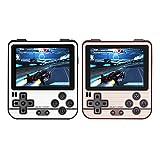 TiKiNi RG280V - Consola de juegos portátil con pantalla IPS de 2,8 pulgadas, 2100 mAh, reproductor de música y vídeo, ideal como regalo de Navidad para niños