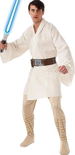 tomamos a los clientes como nuestro dios M C S Disfraz de Star Wars Luke Luke Luke Skywalker para hombre  Obtén lo ultimo