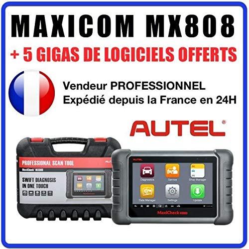 pas cher un bon Autel MX808-Professional cas de diagnostic de voiture multimarque-modèle original français avec garantie…