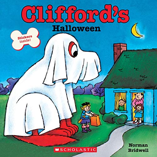 Clifford's Halloween (Classic Storybook) (Clifford's Big Ideas)
