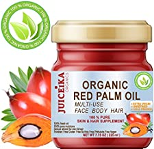 Best organic cold pressed red palm oil Reviews