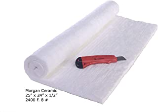CM-Ceramics Ceramic Fiber Insulation 25