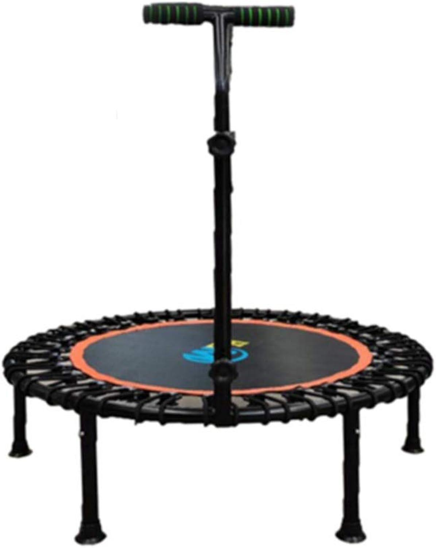 Caixia Trampolin, Innentrampolin - Abnehmbares Fitness-Trampolin - Stabil - 40 Zoll Gewicht 300 kg (4 Farben erhltlich)