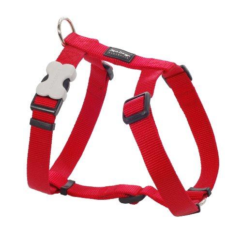 Harnais Red Dingo Red XLarge - Tour de poitrail : 71 - 113 cm
