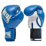 Metal Boxe MB221 - Guantes de boxeo, color azul - azul, tamaño 4 oz